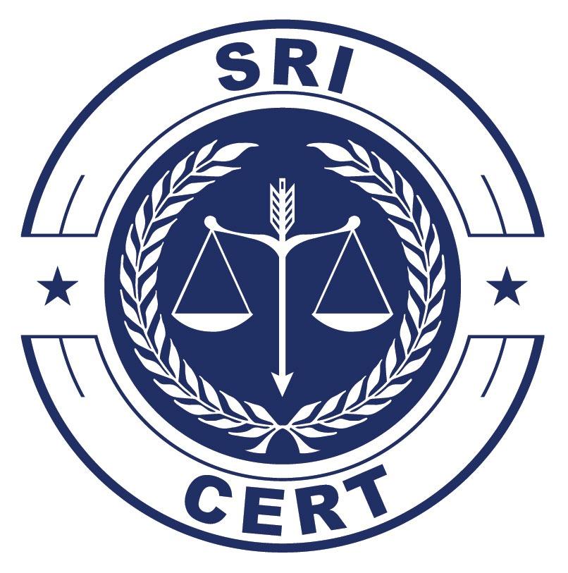 Sri Singapore Certification Pte Ltd